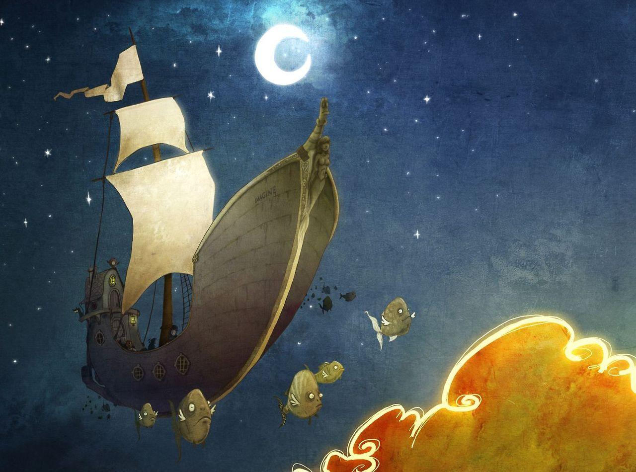 David Garcia Forés - Imagining New Worlds