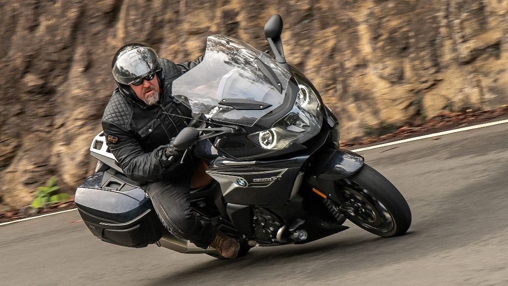 2018 Bmw K1600gt Spezial Option 719 Das Tourer National Motorcycle Alliance In 2020 Bmw Touring Touring Bike Bmw