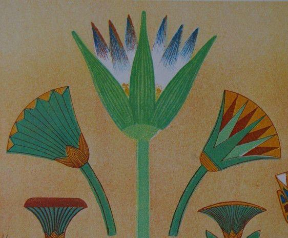 Architectural ornamentation the anthemion motif nostalgia ancient egyptian lotus mightylinksfo