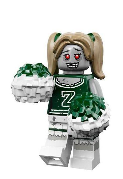 Lego 71010 Zombie Cheerleader