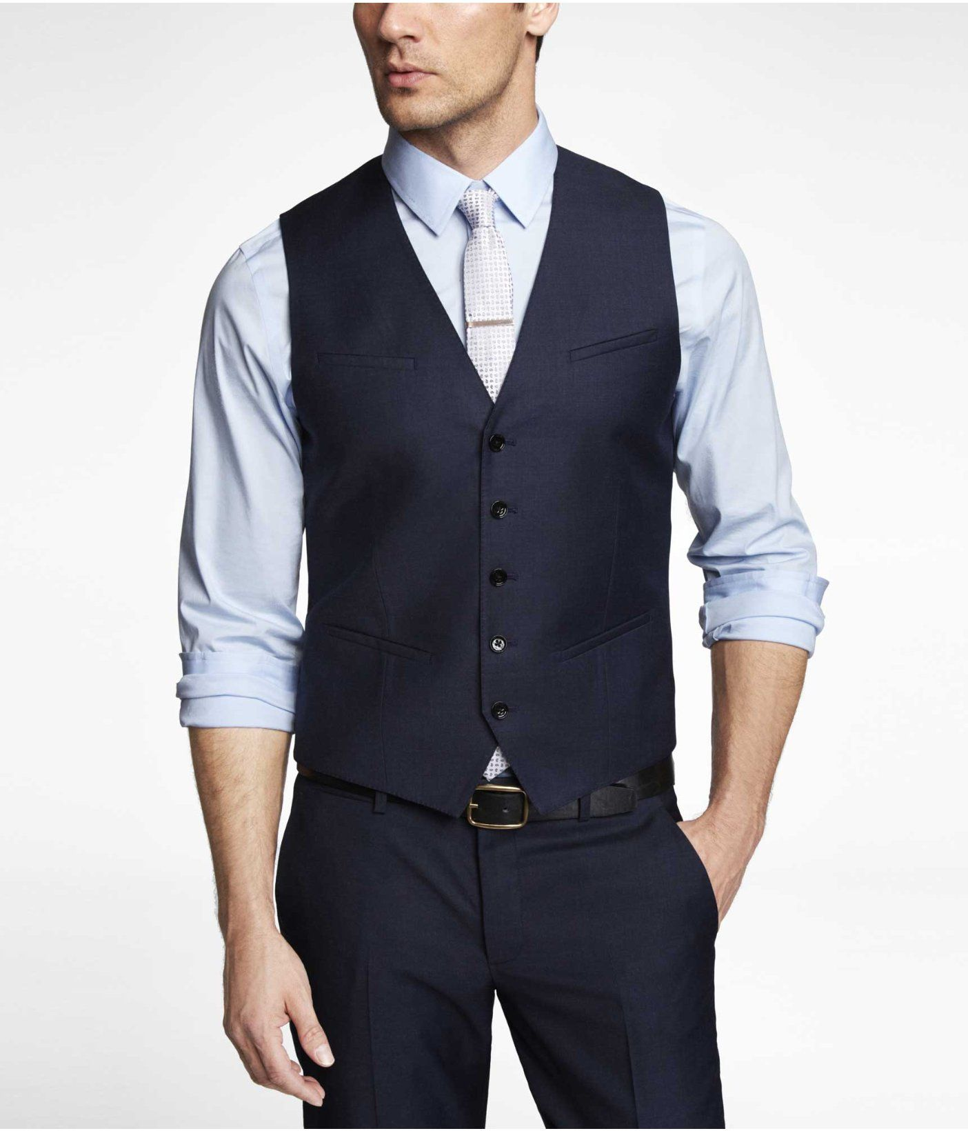 Classic Blue. Can be super formal or pretty casual. I like it.