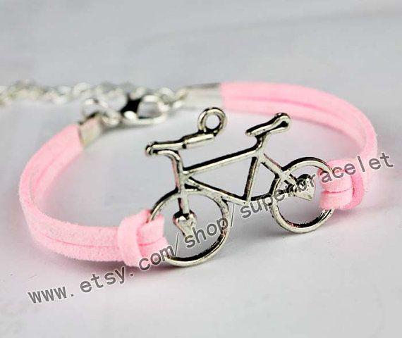 "Bicycle Bracelet, daily bracelets, Antique Silver Bracelet, ""women cuff Bracelet, bridesmaid gift, friendship gift, Christmas gift"