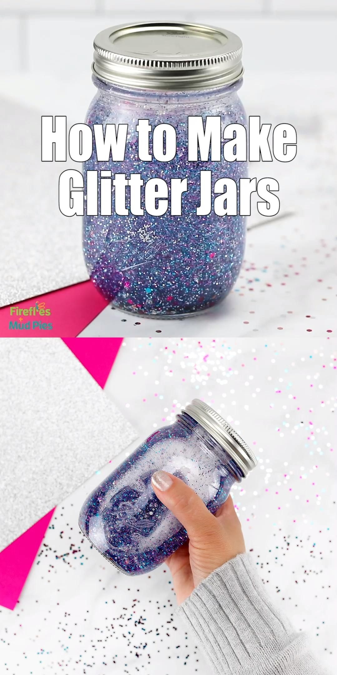 Photo of How to Make Glitter Jars