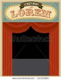 Image Result For Vaudeville Poster Template Variety Night
