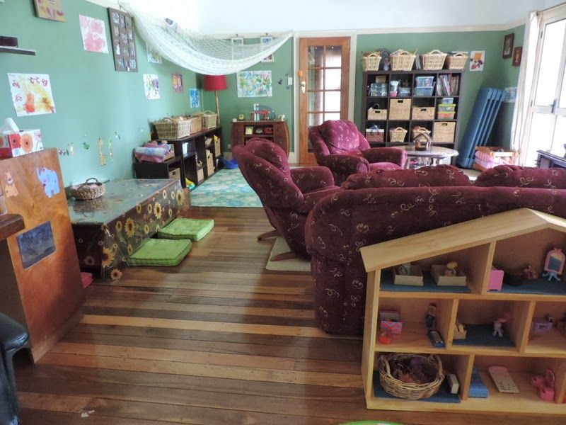 Setting up for Home Child Care Tips for keeping your