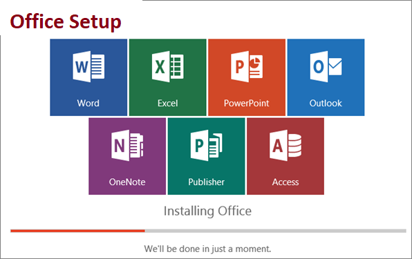 If you are using trail version of Microsoft Office and now