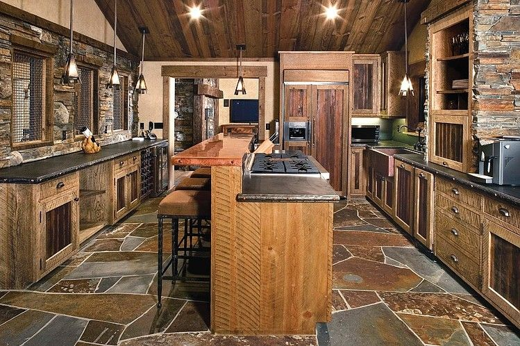 Ski Slope by High Camp Home | Cocinas | Pinterest | De campo, Campo ...