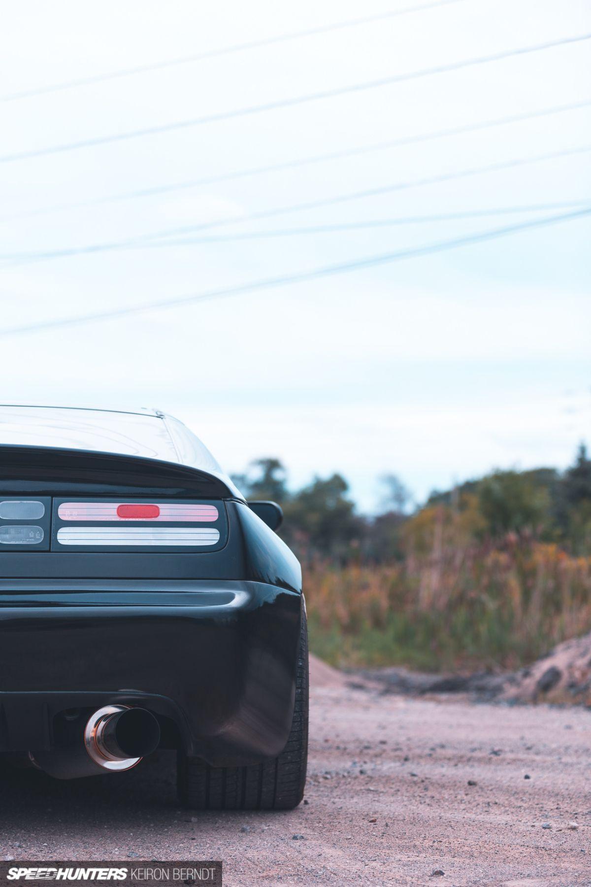 Bucking The Fiberglass Trend With A Steel Wide-Body 300ZX