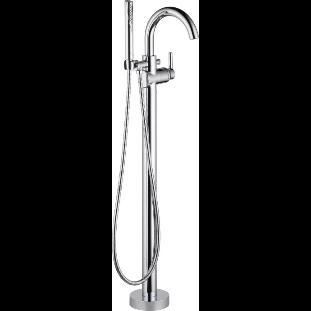 Delta T4759 Fl Roman Tub Faucets Tub Faucet Freestanding Tub
