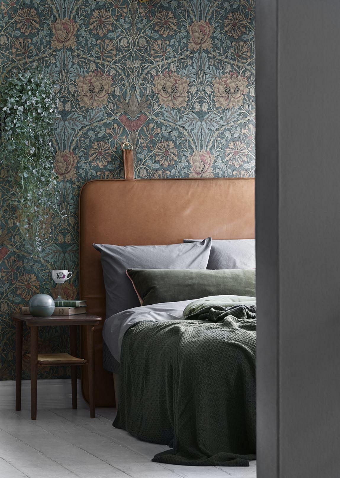 Best Phenomenal 45 Beautiful Bedroom Wallpaper Decorating 640 x 480