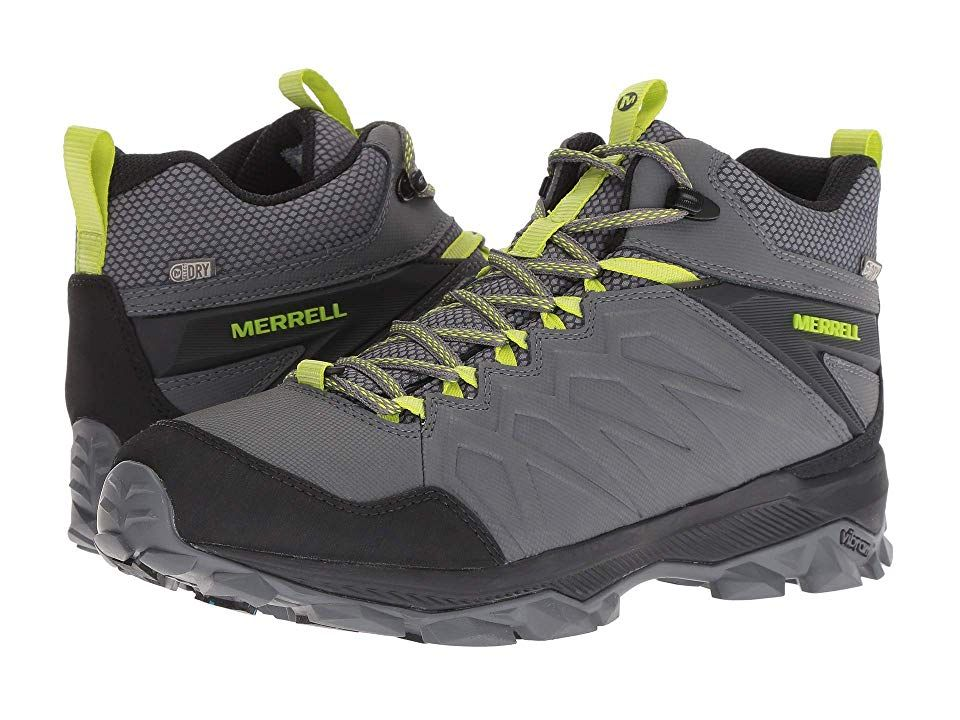 f2724e20597 Merrell Thermo Freeze 6 Waterproof Men's Hiking Boots Castlerock ...