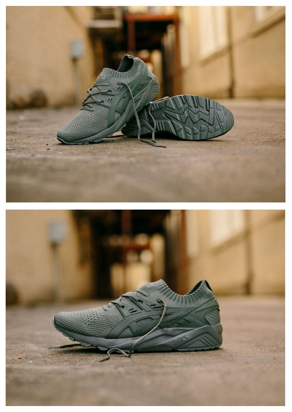 best loved b12b8 1ec92 Asics Gel Kayano Knit: Agave Green | Sneakers: Asics Gel ...