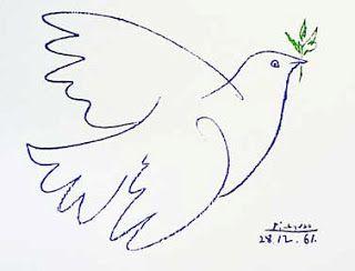 Picasso Peace Doves  tattoo  Pinterest  Zeichnen