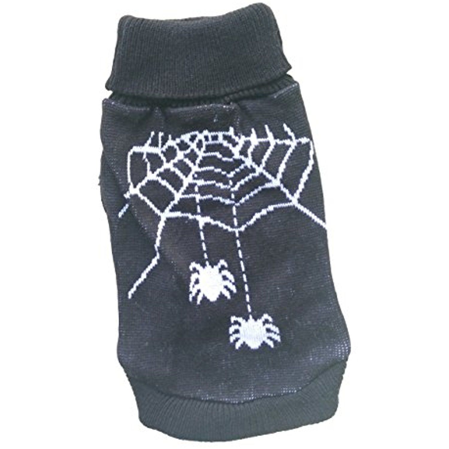 Cozy Cool Dog Sweater (Spider Web) * Be sure to check out