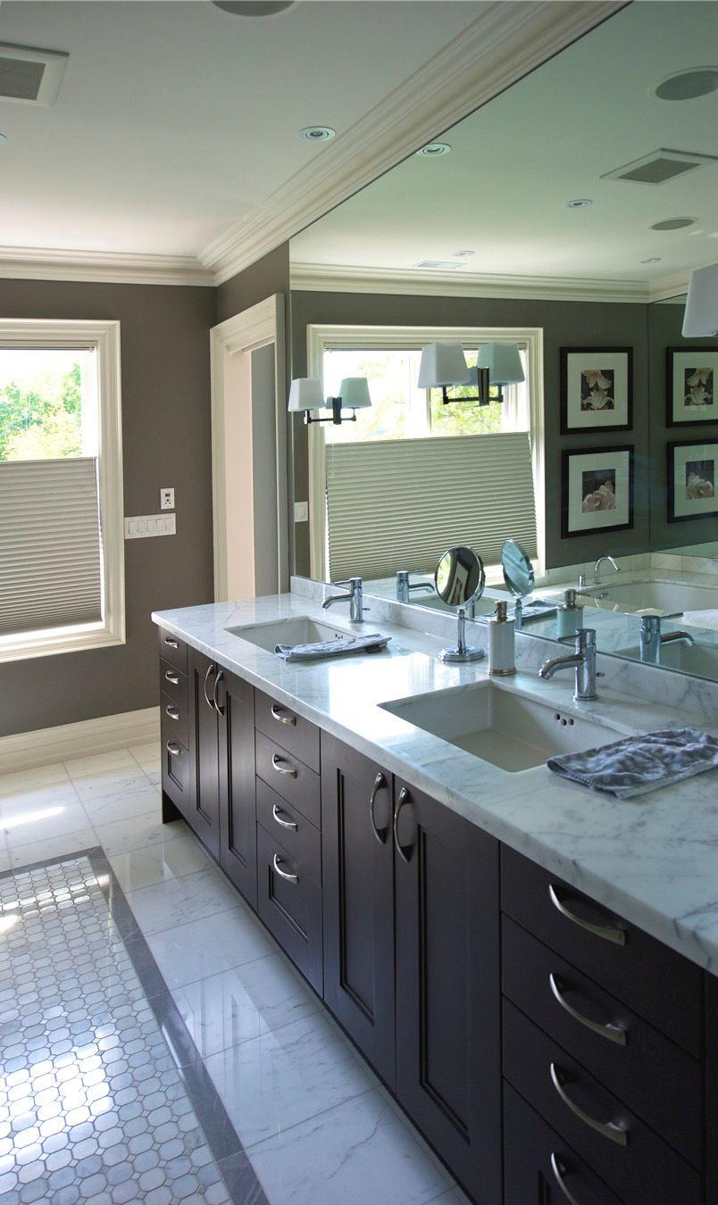 15 Best Transitional Bathroom Design Ideas 15