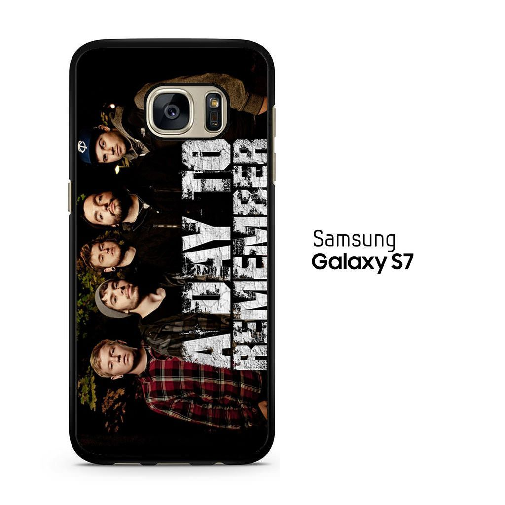 A Day To Remember Member Samsung Galaxy S7 Case
