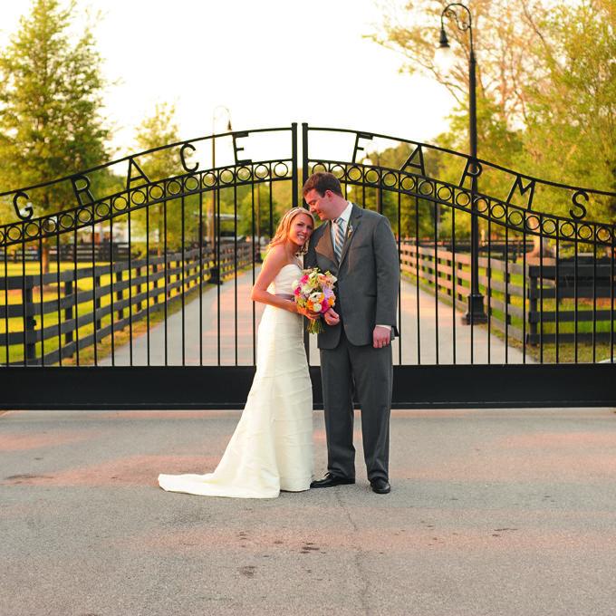 Kaitlin & Brian in Jacksonville, FL | Barn wedding ...