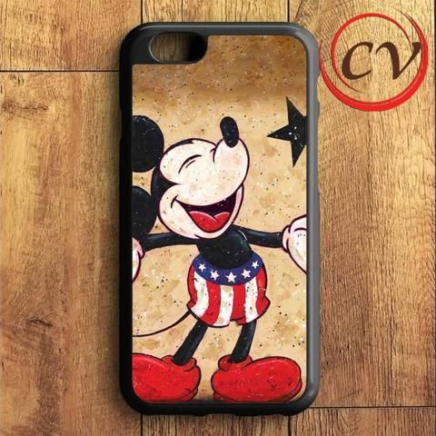 Micky Mouse iPhone 6 | iPhone 6S Case