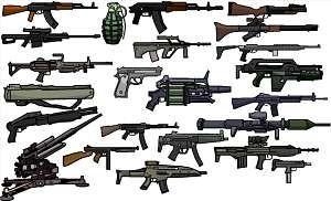 Fun Weapons Weapon Board En 2019