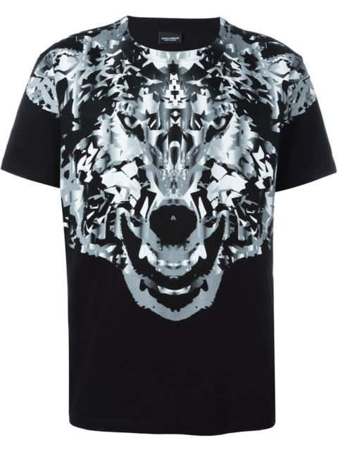 Marcelo Burlon County Of Milan Camiseta com estampa  0e510bdb11920