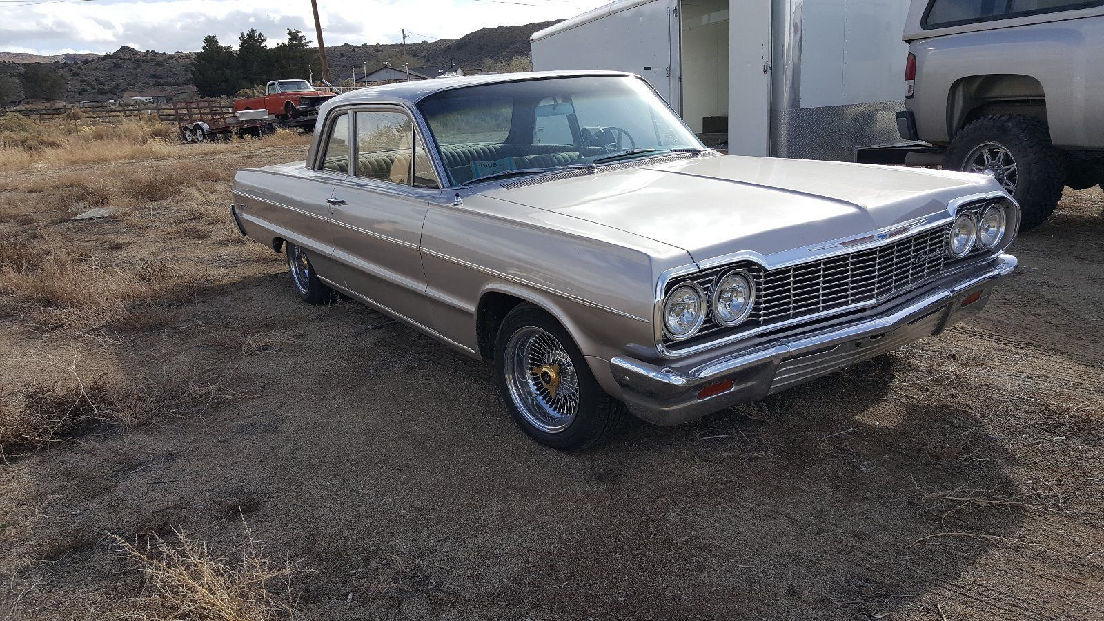 All Chevy chevy bel air 1964 : Chevrolet: Bel Air/150/210 1964 chevrolet bel air complete and ...