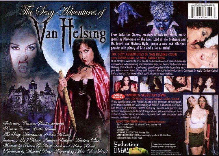 Sexy adventures of van helsing pic 76