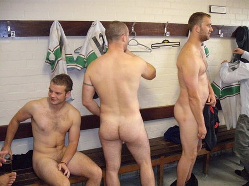Nude male doctor locker room hot physical 10