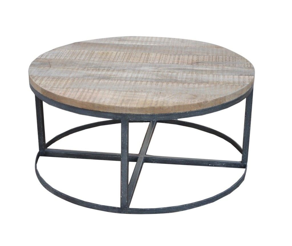 Eisen Couchtisch Rund Vintage Couchtisch Eisen Mit Holzauflage Couchtisch Holz Metall Couchtisch Holz Metall In Wohnmobel Style Decor Coffee Table Furniture