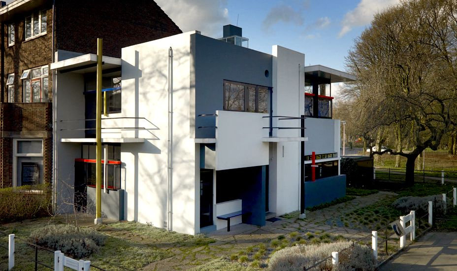 gerrit rietveld architecture - photo #20
