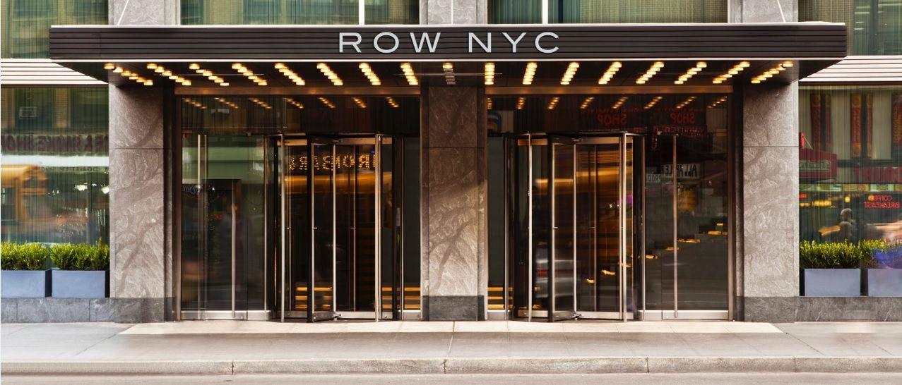 Lounge Turismo - Luxuoso hotel nova-iorquino Row NYC oferece descontos em estadias para a Black Friday