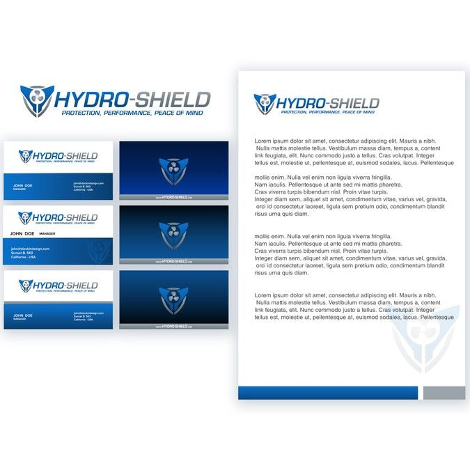 Hydro-Shield Name Creation Blues,Dark neutrals Industrial by