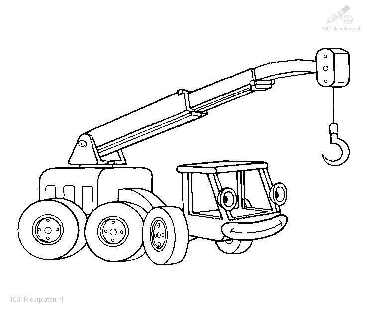 Happy Birthday Tractor Coloring Pages. Bob the Builder Coloring Pages for kids 45 Google Image Result http www 1001coloringpages com