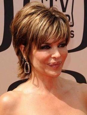 short haircuts straight capless synthetic hair wig over 50