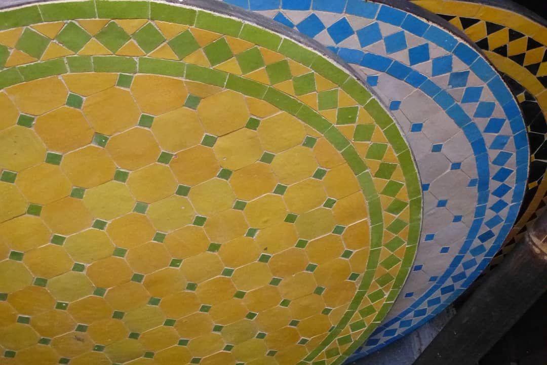 Atelierdessuedens Mosaiktische Gartentisch Tisch Mediterranetische Fliesentisch Mediterran Garten Terrasse Kleinepara Garten Design Mosaiktisch Garten