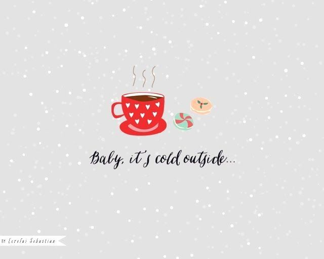 Cute Christmas Backgrounds Trick #decembrefondecran Cute Christmas Backgrounds Trick #decembrefondecran