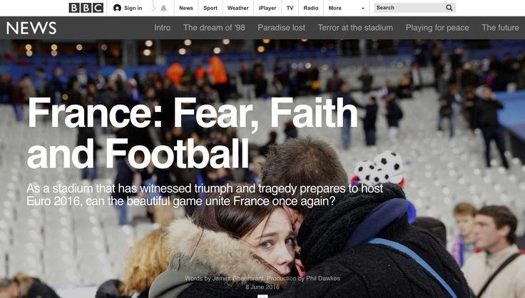 France Fear, Faith and Football