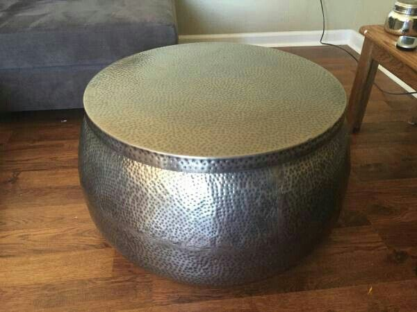 Cala Hammered Coffee Table World Market Home Decor