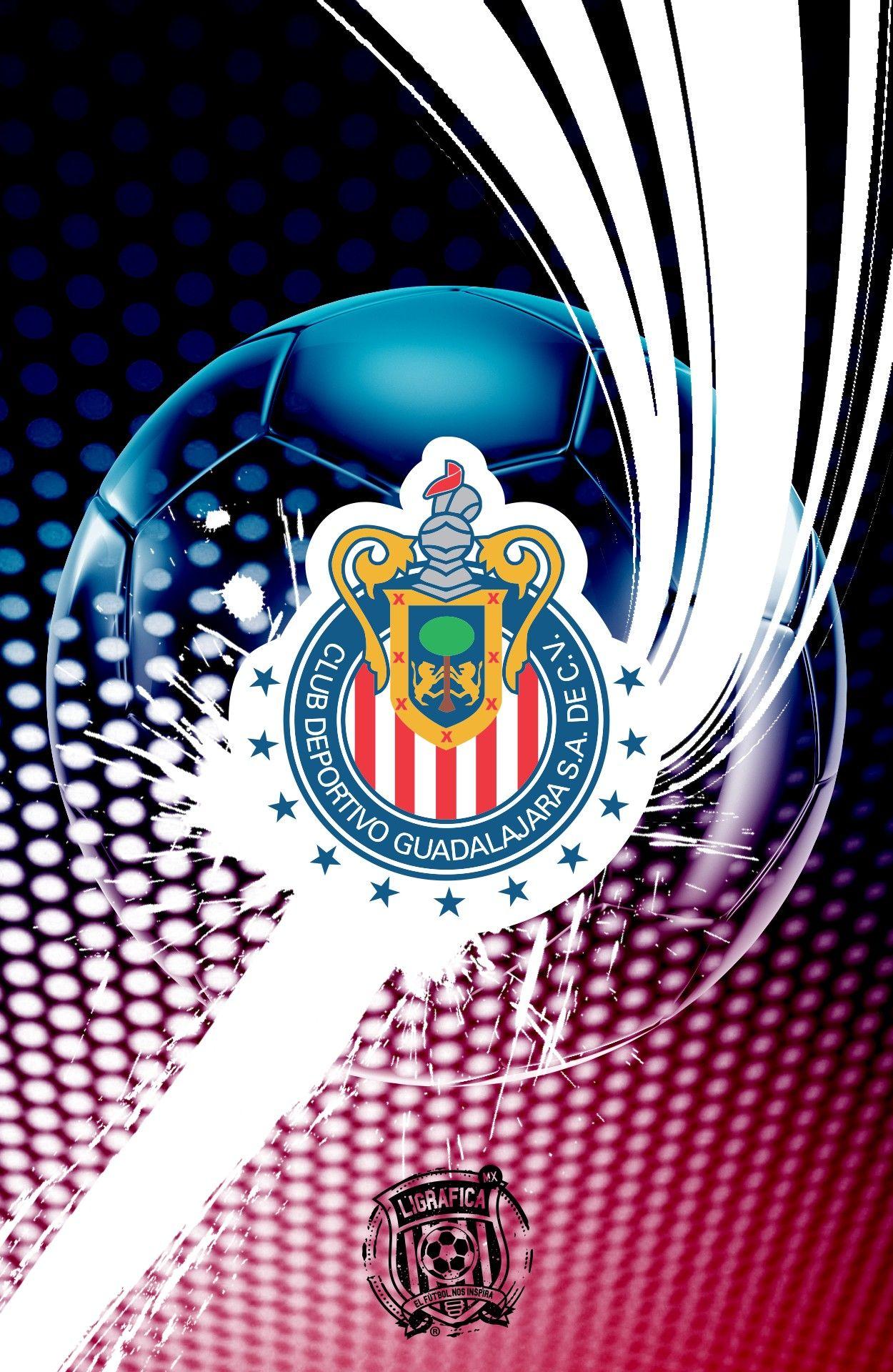 Pin by Emmanuel Padilla on Chivas in 2020 Chivas soccer
