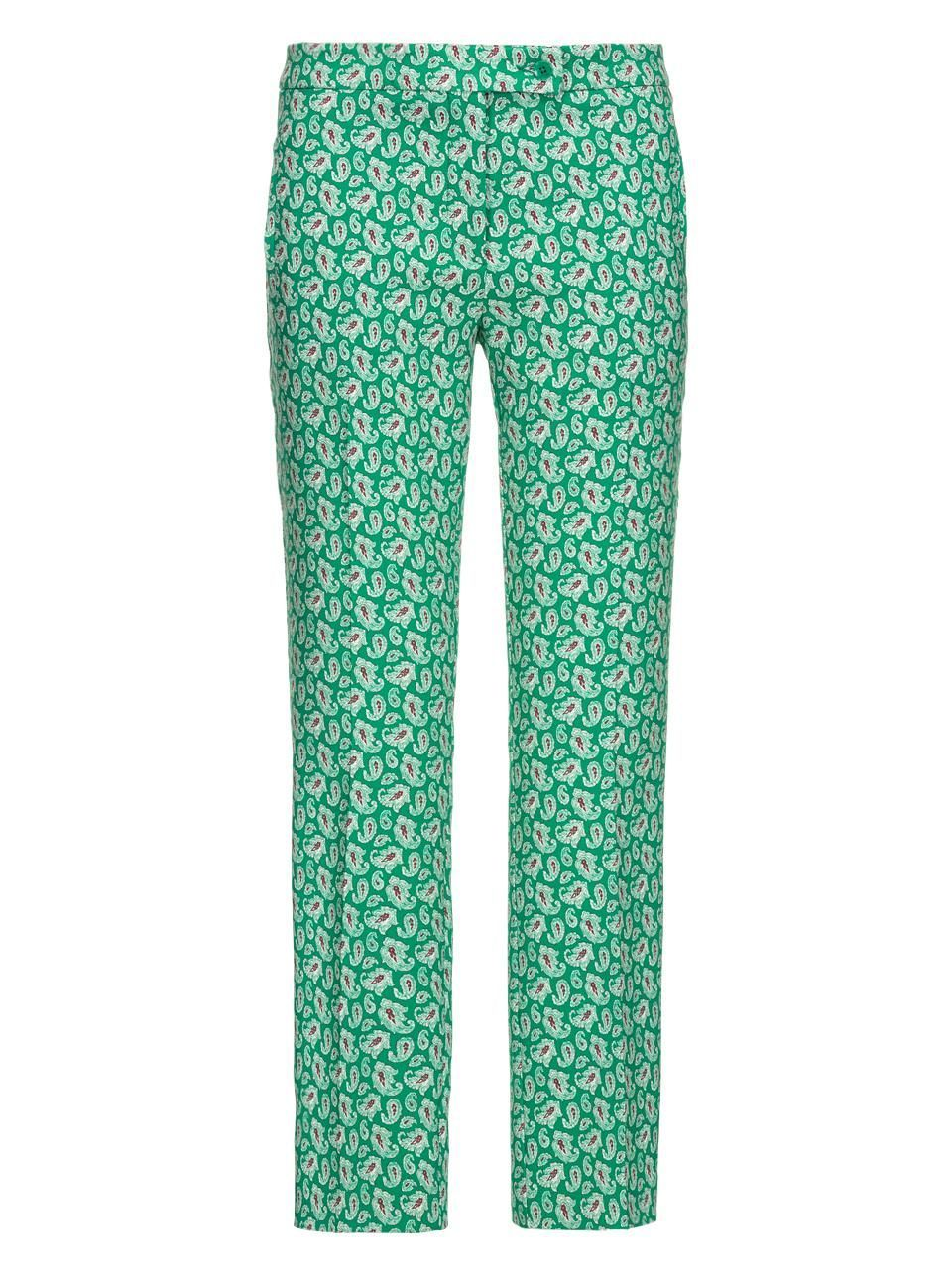 Shop online Etro's new season women's trousers on the