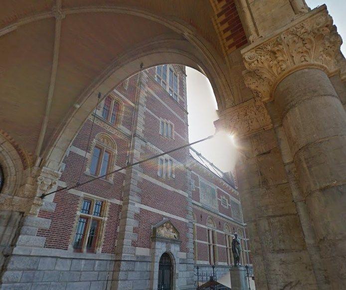 Amsterdam. Copyright © Google Inc. All rights reserved. Copyright all rights reserved by Google Earth, Google Maps, Google Street View. Google e il logo Google sono marchi registrati di Google Inc. e sono utilizzati per gentile concessione.