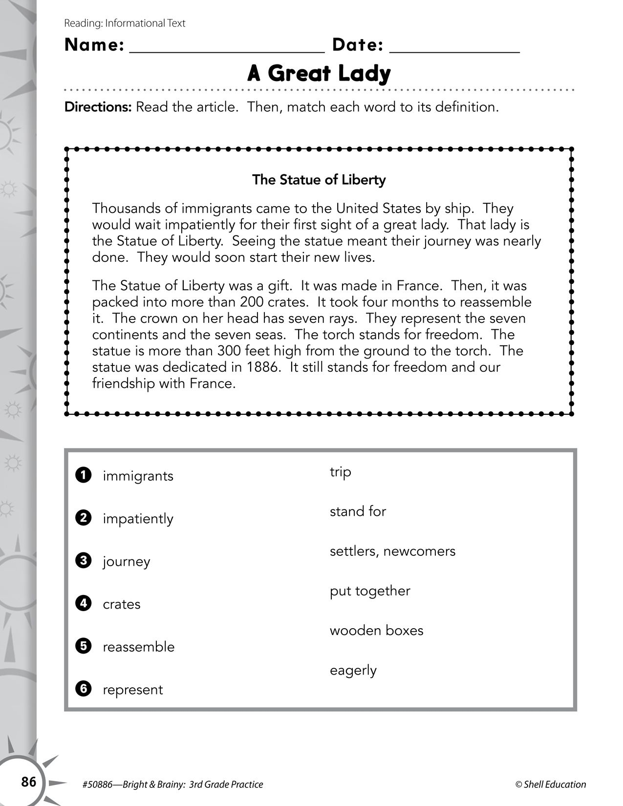 In This Bright Amp Brainy Activity Help Students Improve