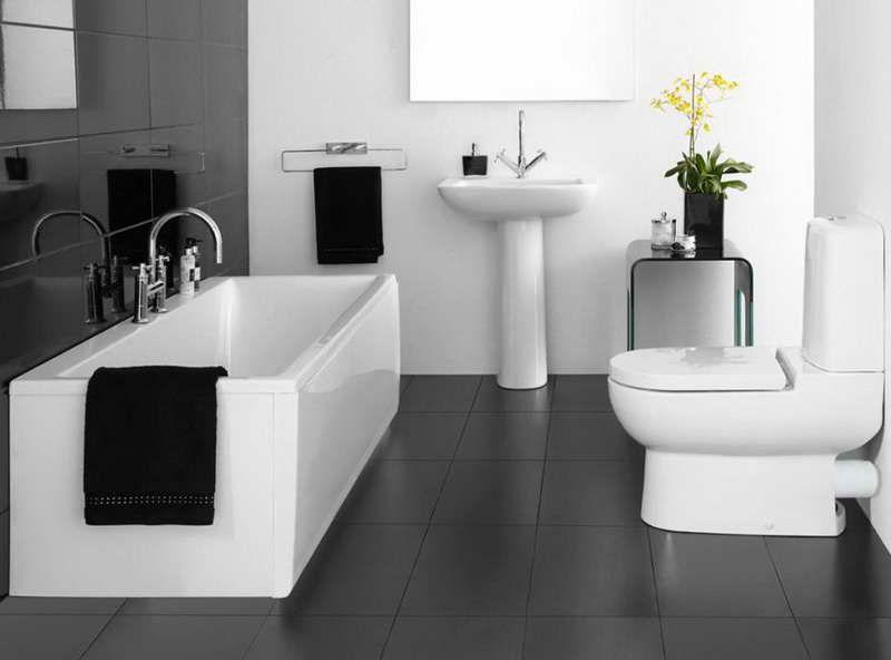 20 Best bathroom flooring ideas Small bathroom Tile ideas and