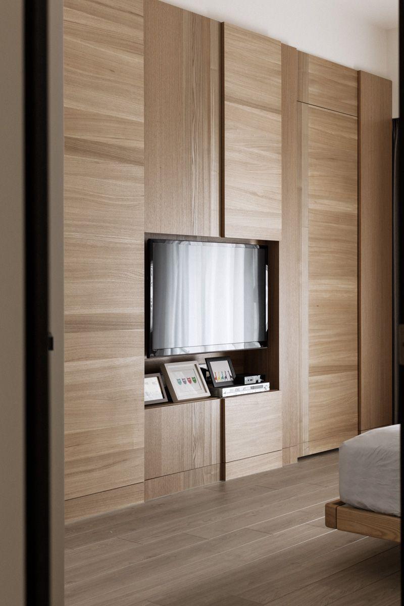 Partidesign Creates Ious Open Concept Apartment Using