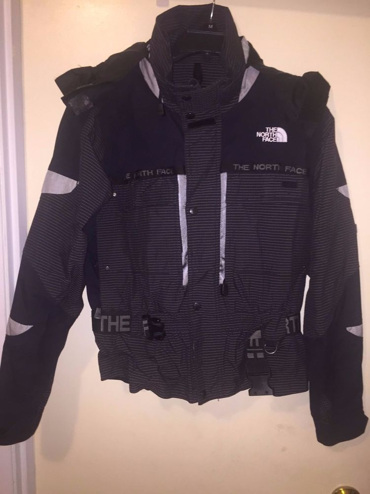 Black Women's North Face Steep Tech Rendezvous Jacket USED