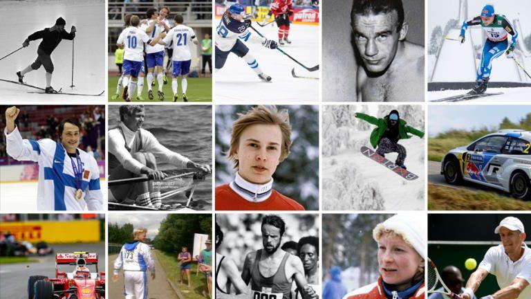 Urheilumuseo ja Yle Urheilu ovat koonneet yhteen sadan vuoden merkittävimpiä urheilu-uutisia. Tarkista vaikkapa oman syntymäpäiväsi urheilu-uutiset vuosien varrelta tai listaa itsellesi eri lajien merkittävimmät tapahtumat!