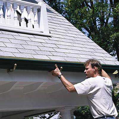 How To Install Rain Gutters Rain Catchment How To