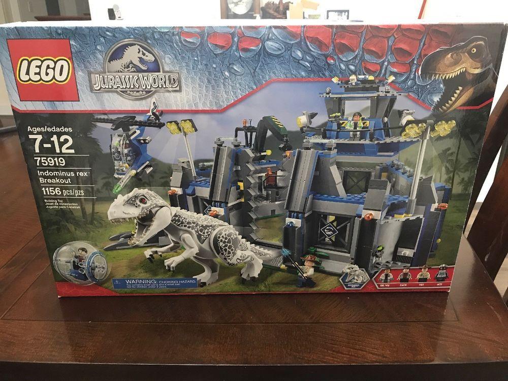 LEGO Dinosaurs Indominus rex Breakout (75919) Lego