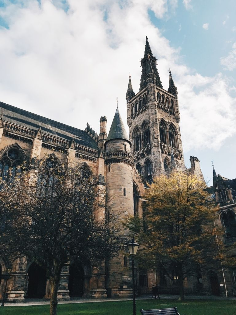 Scotland Glasgow Harry Potter Glasgow University Travel Bucketlist Jessakae
