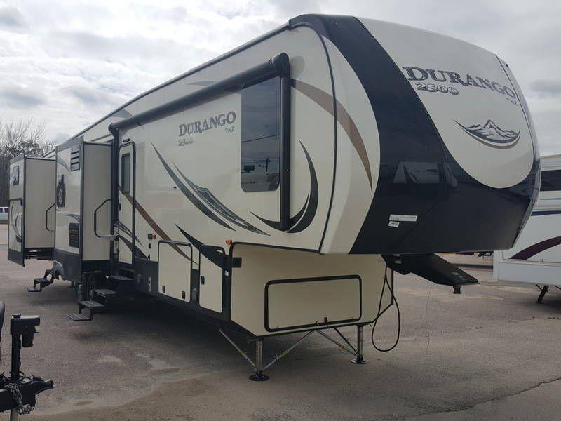 2018 Kz Durango 2500 347bhf For Sale Alvin Tx Rvt Com