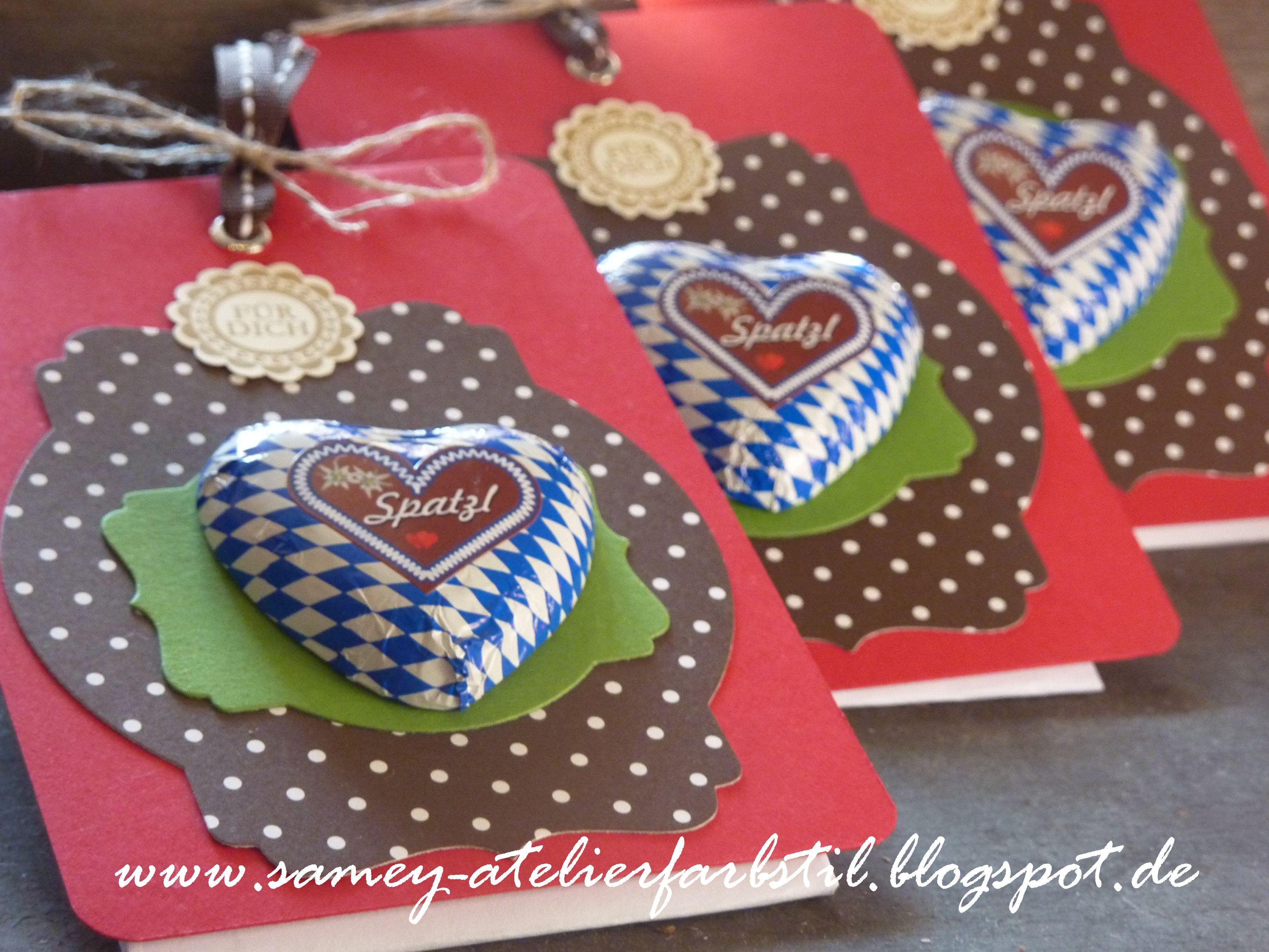 Individuelle papeterie auftragsarbeit einladung oktoberfest stampinup sandra kolb www